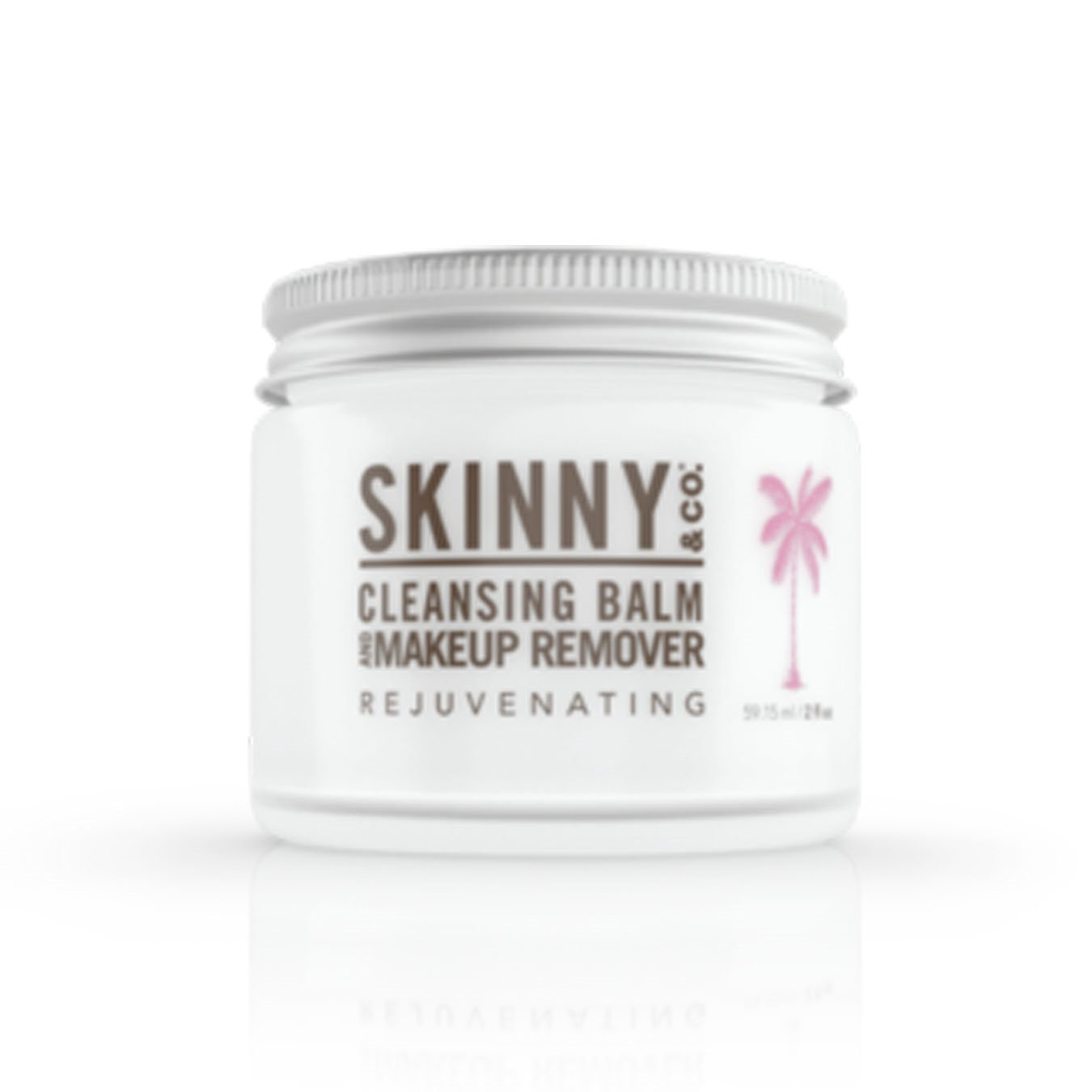 Skinny & Co. Rejuvenating Cleansing Balm/Makeup Remover (2 fl. Oz.)