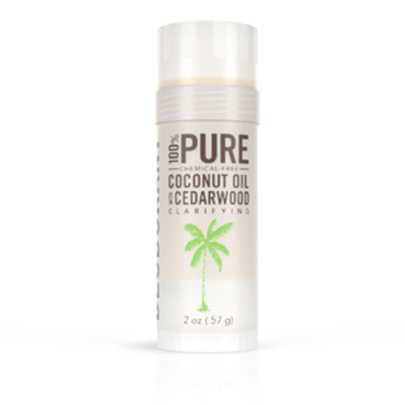 Skinny & Co. Natural Deodorant- Coconut Oil & Cedarwood (2 oz.)