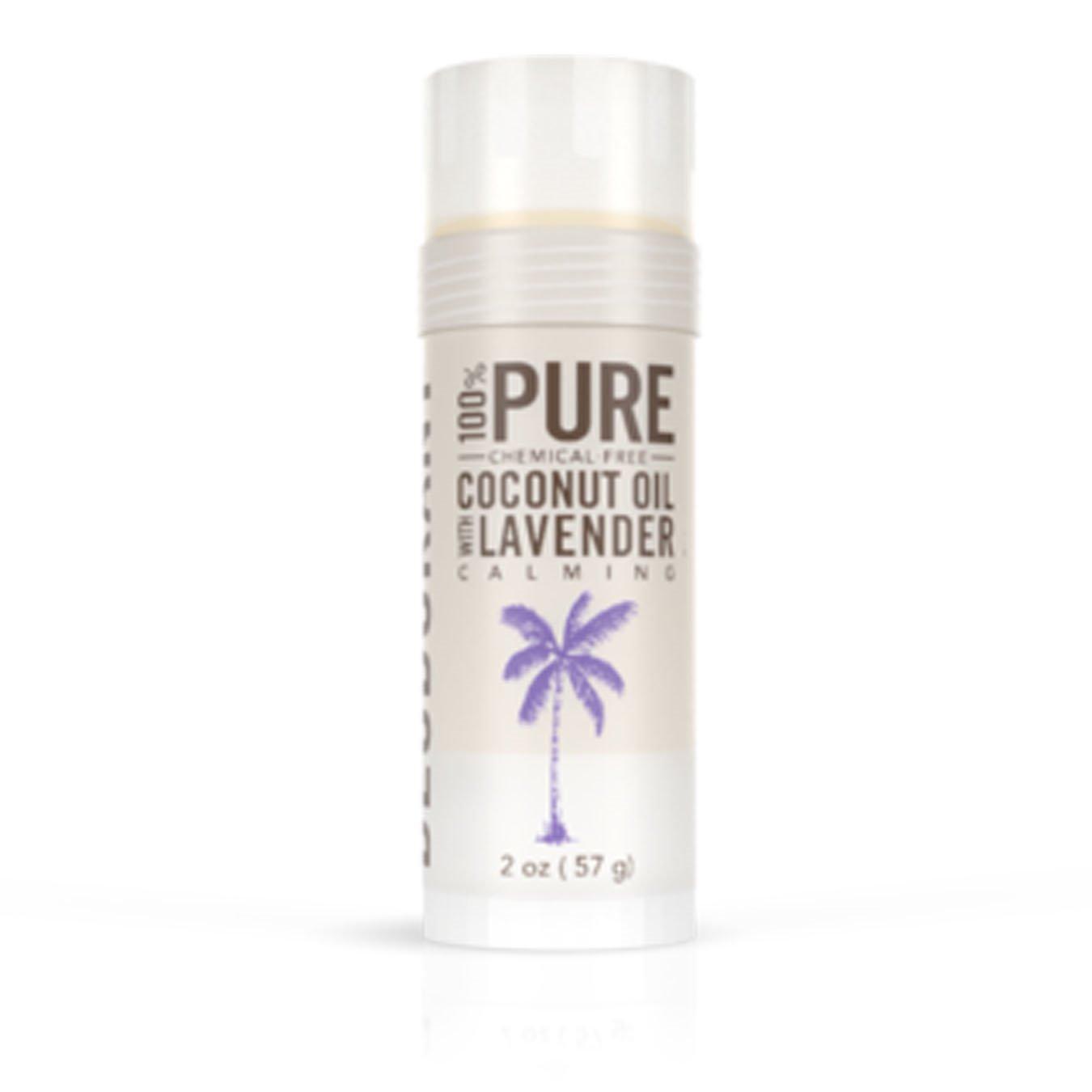 Skinny & Co. Natural Deodorant- Coconut Oil & Lavender (2 oz.)