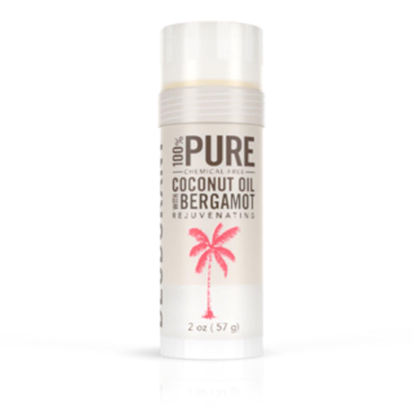 Skinny & Co. Natural Deodorant- Coconut Oil & Bergamot (2 oz.)