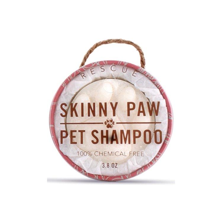 Skinny & Co. Skinny Paw Pet Shampoo- Rescue (3.8 oz.)