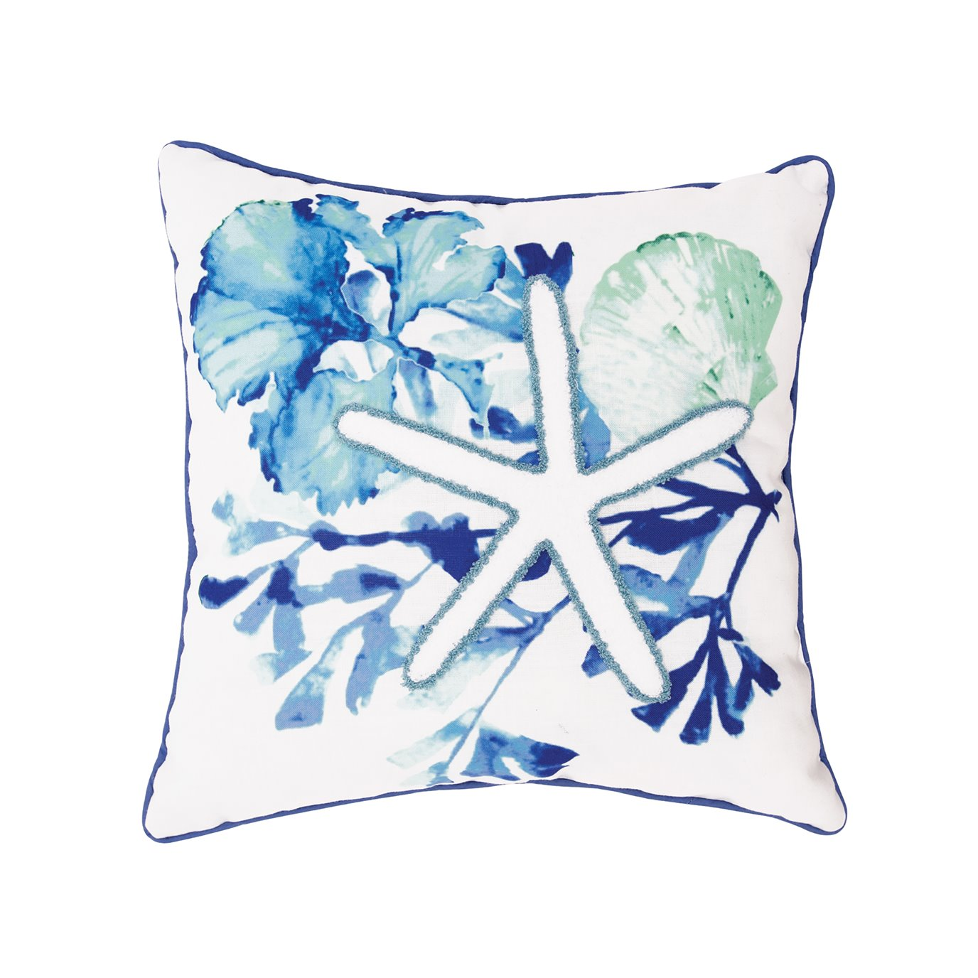 Bluewater Bay Pillow