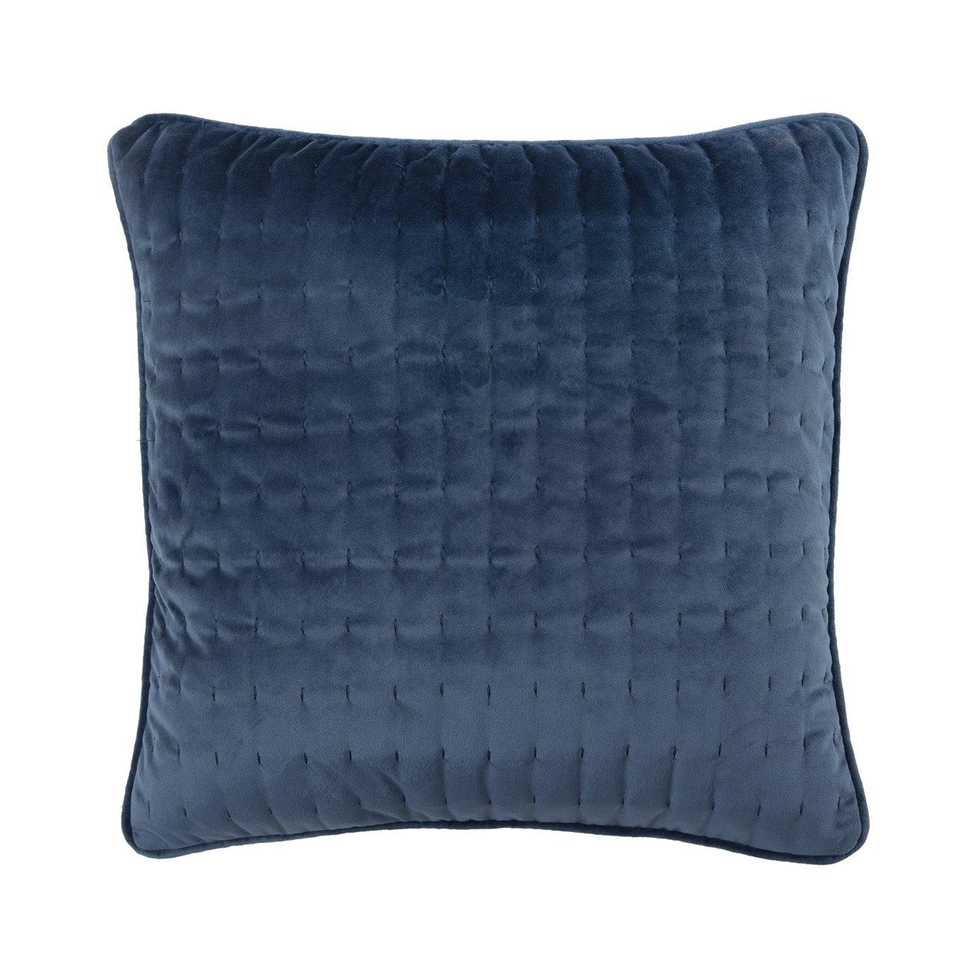 Lapis Velvet Pillow