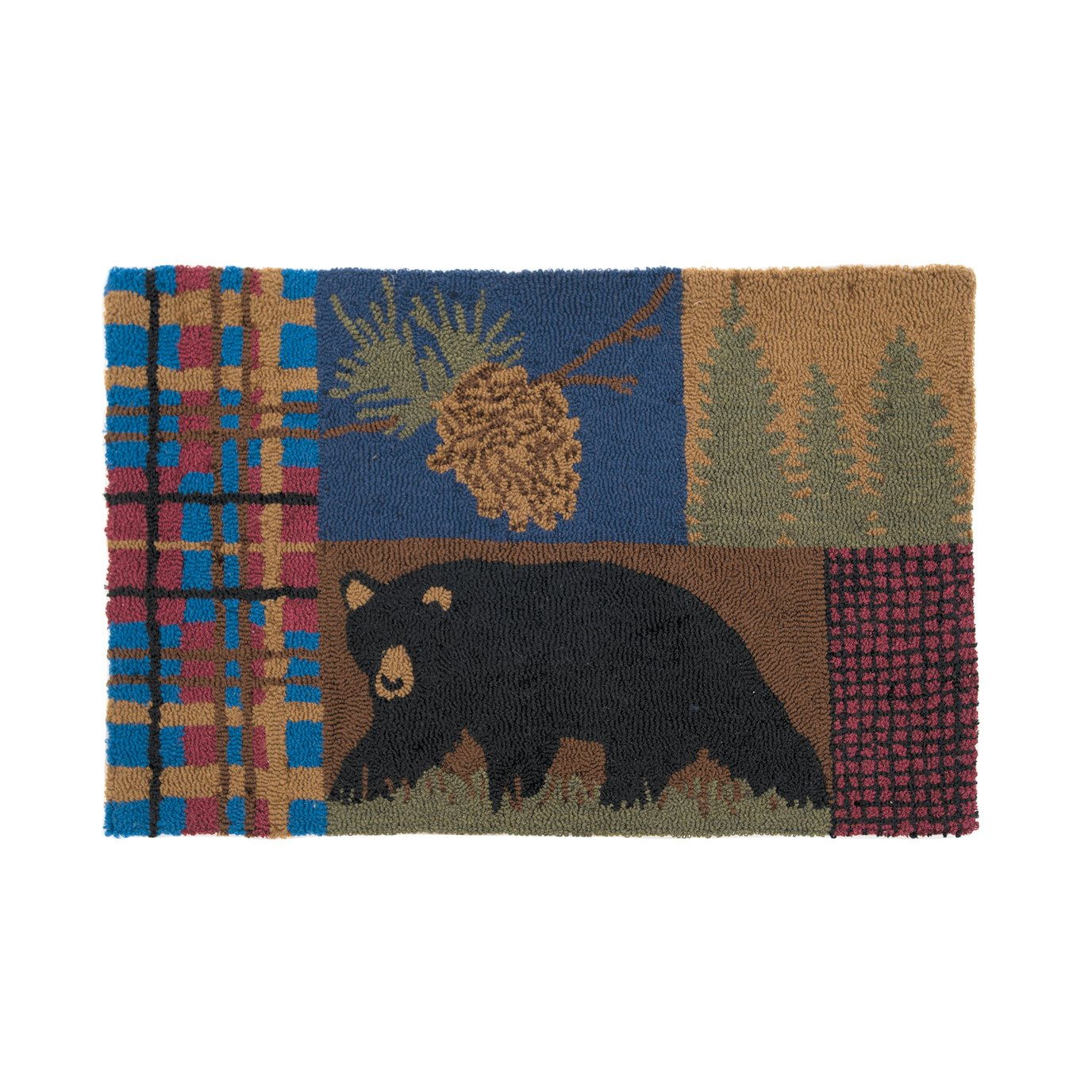 Rutherford Bear Rug