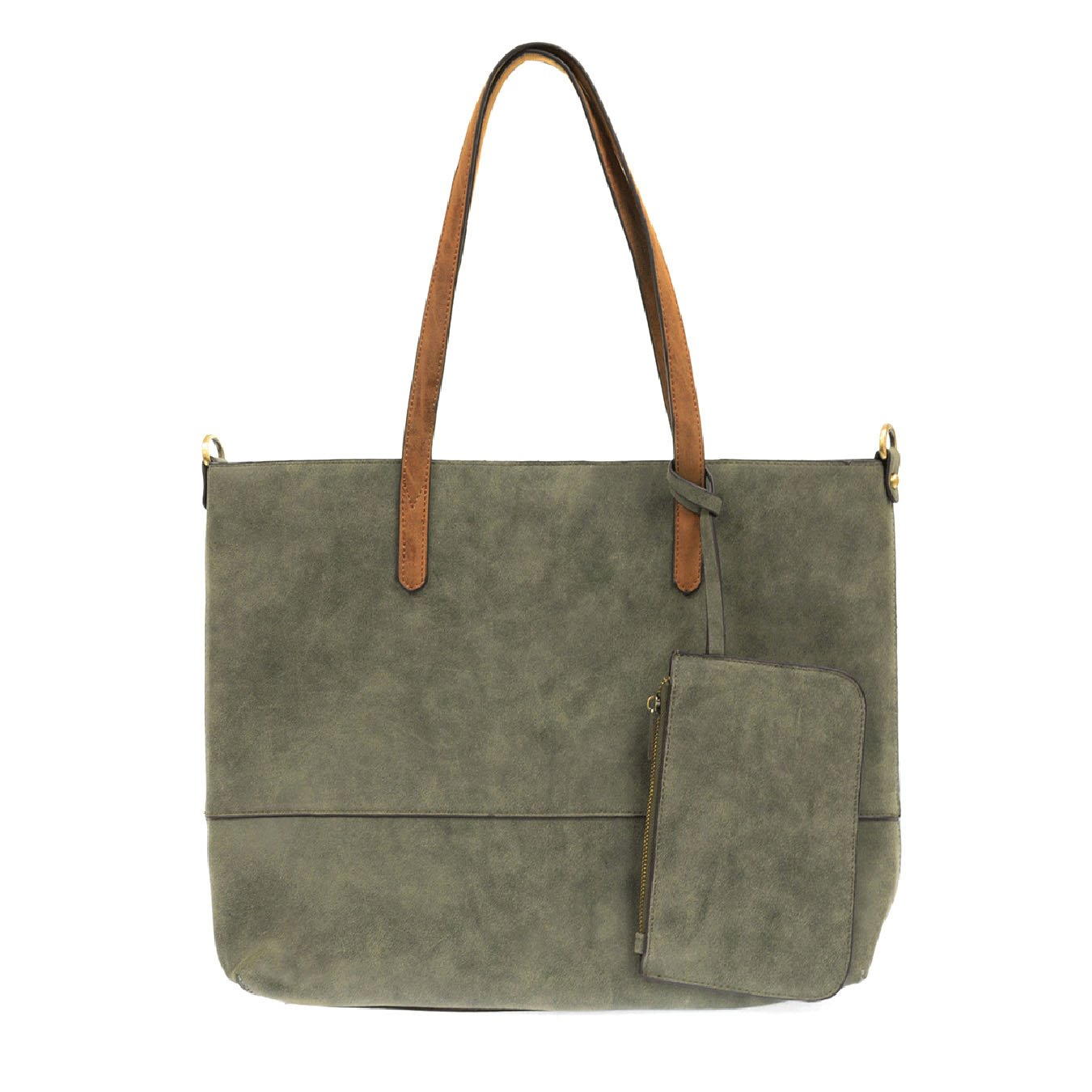 Brushed Fern 2-in-1 Tote