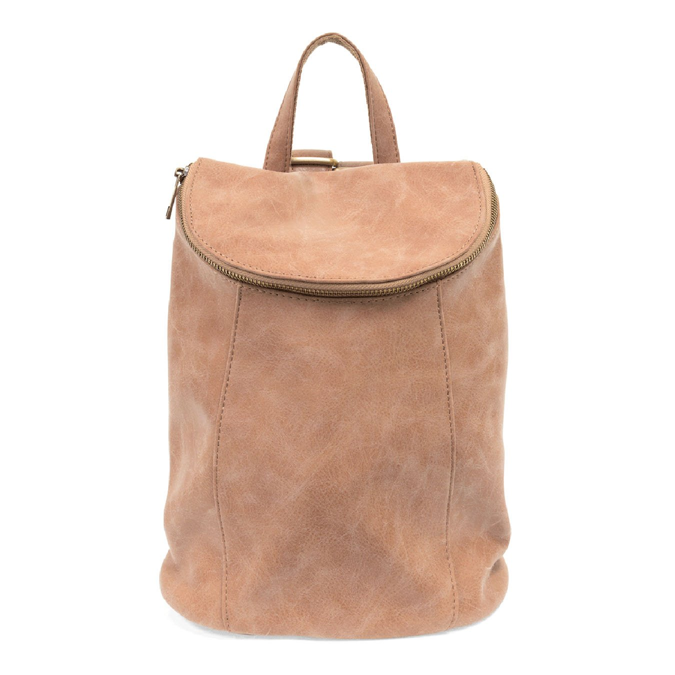 Sand Alyssa Distressed Backpack