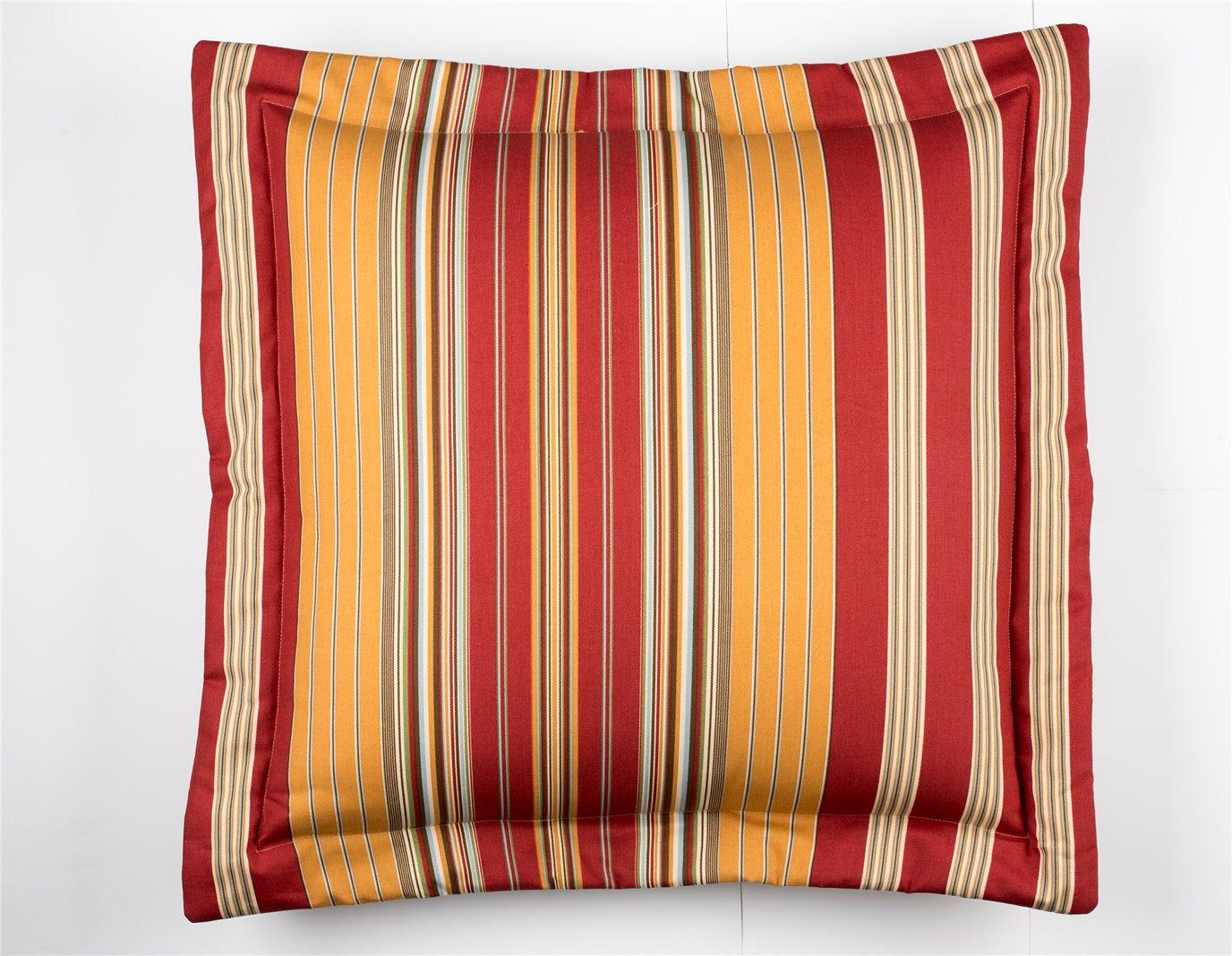 Breeze Tapestry Stripe European Sham