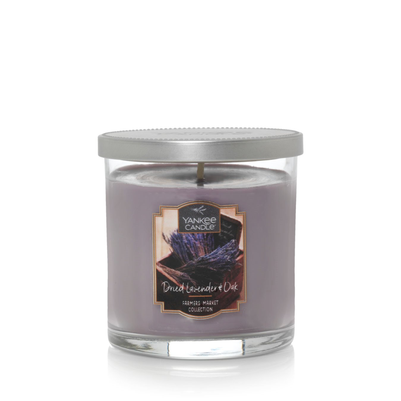 Yankee Candle Dried Lavender and Oak Regular Tumbler Candle