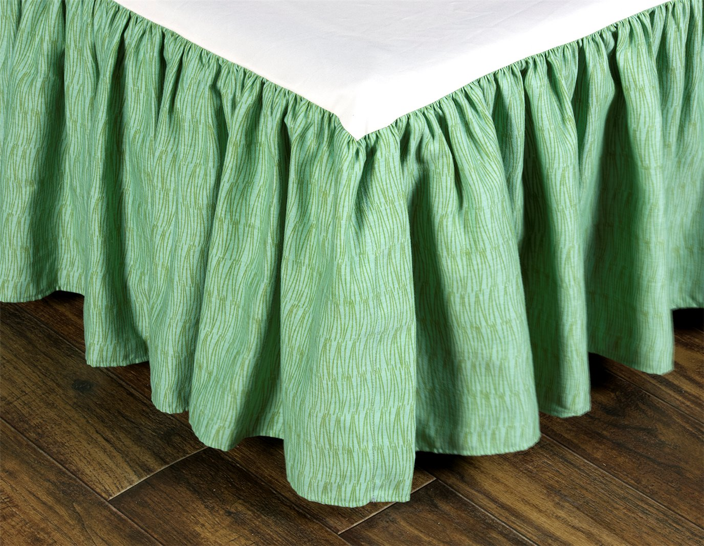 "Cape Coral King Bedskirt (15"" Drop)"