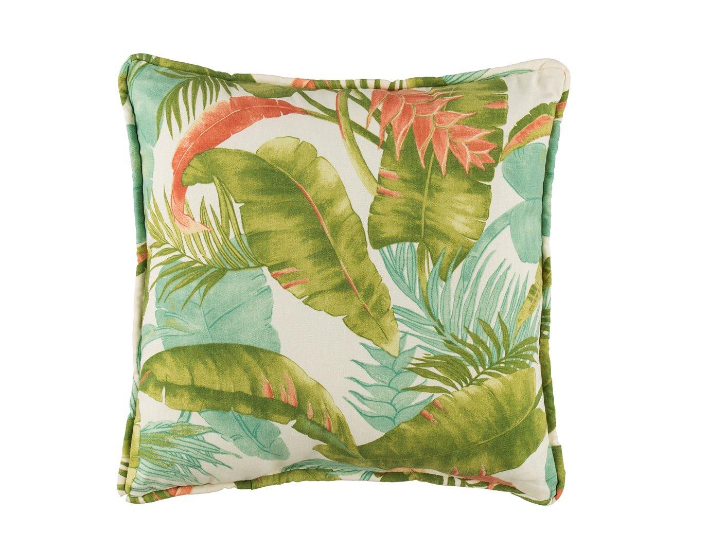 Cape Coral Main Print Square Pillow
