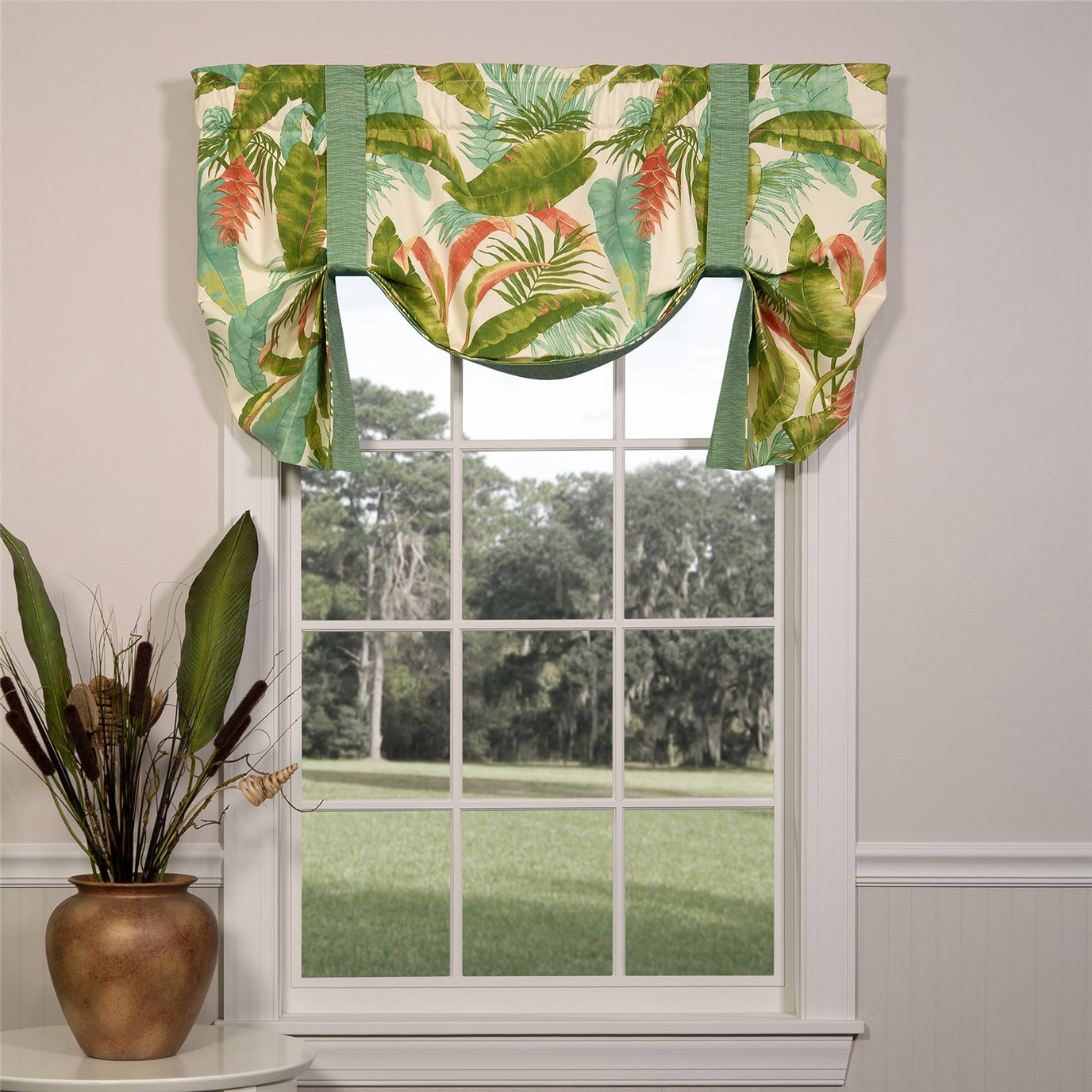 Cape Coral Tie Up Curtain