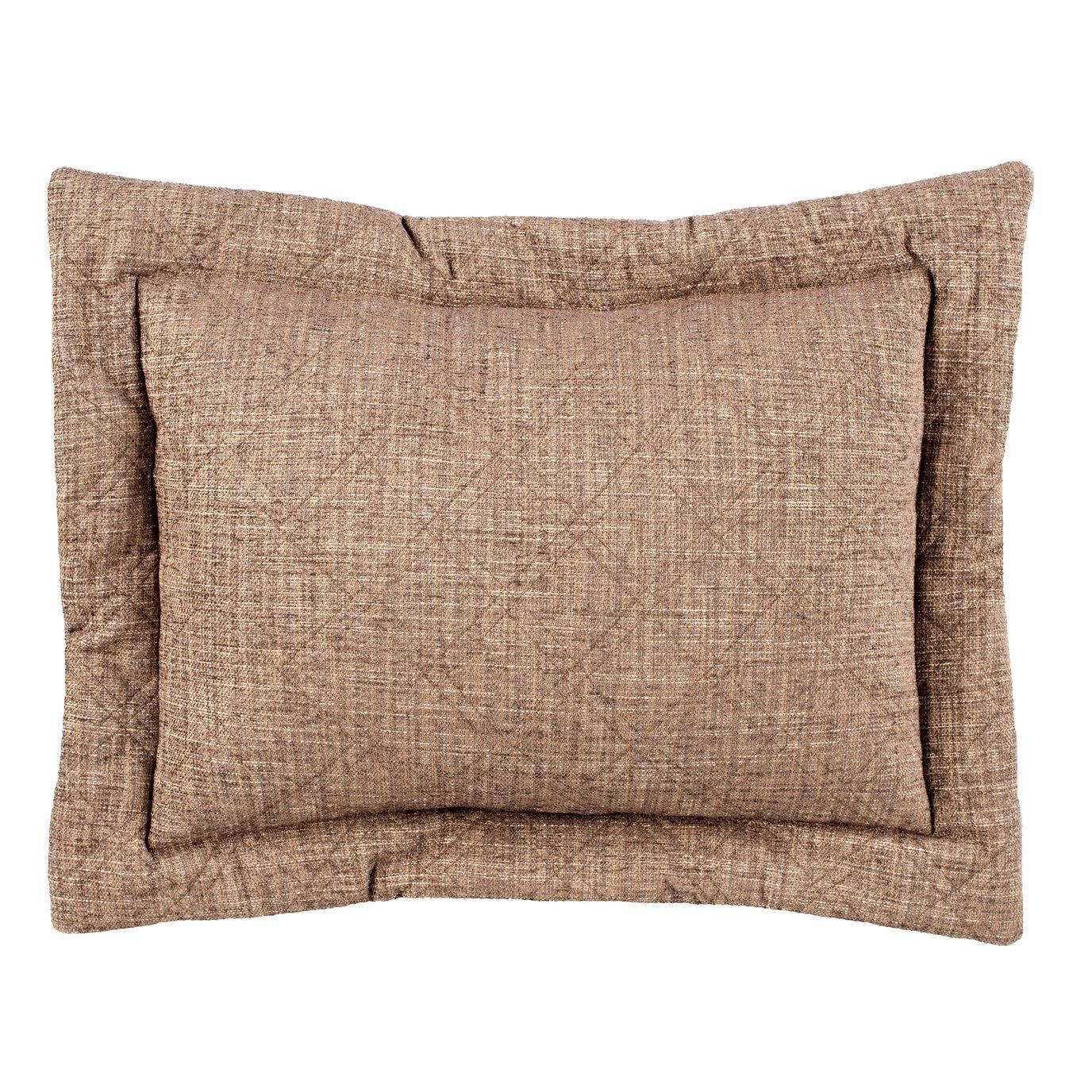 Midnight Ikat Breakfast Pillow