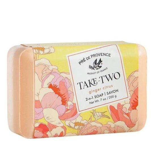 Pre de Provence Take Two Ginger Citrus Soap 200 g