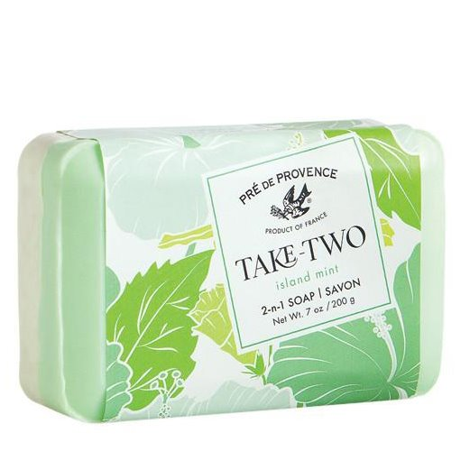 Pre de Provence Take Two Island Mint Soap 200 g