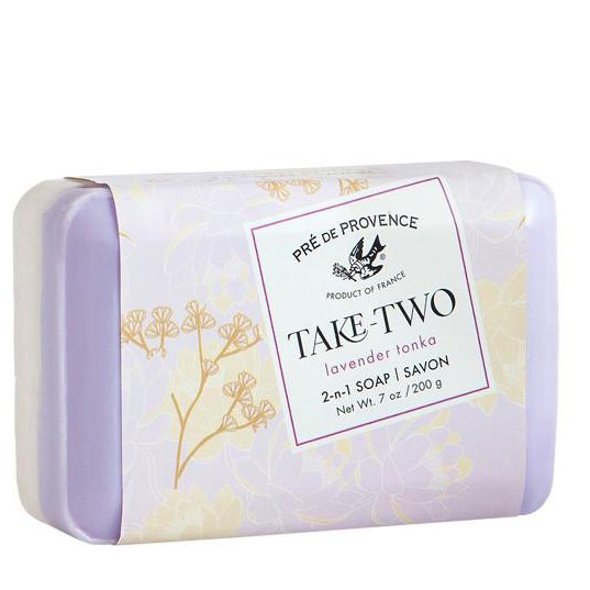Pre de Provence Take Two Lavender Tonka Soap 200 g