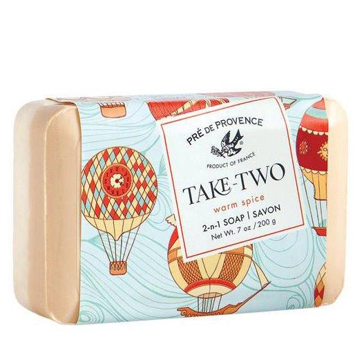 Pre de Provence Take Two Warm Spice Soap 200 g