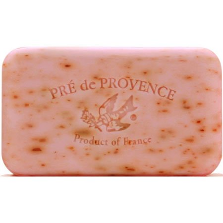 Pre de Provence Rose Petal Shea Butter Enriched Vegetable Soap 150 g