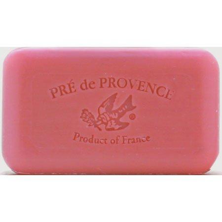 Pre de Provence Raspberry Shea Butter Enriched Vegetable Soap 150 g