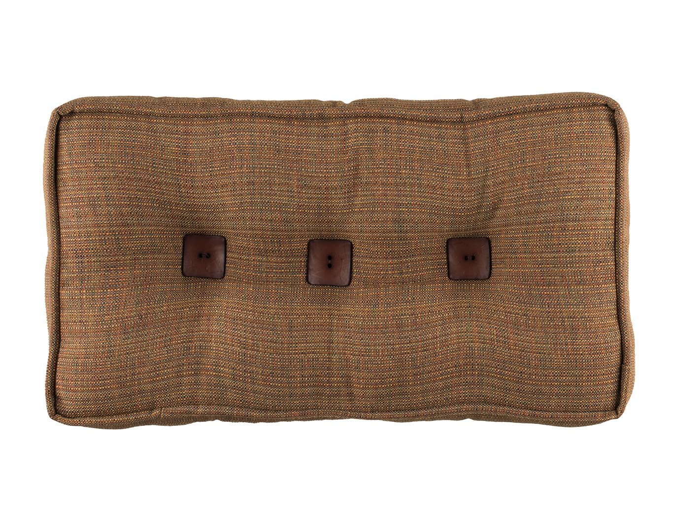 Royal Pheasant Rectangle Button Pillow