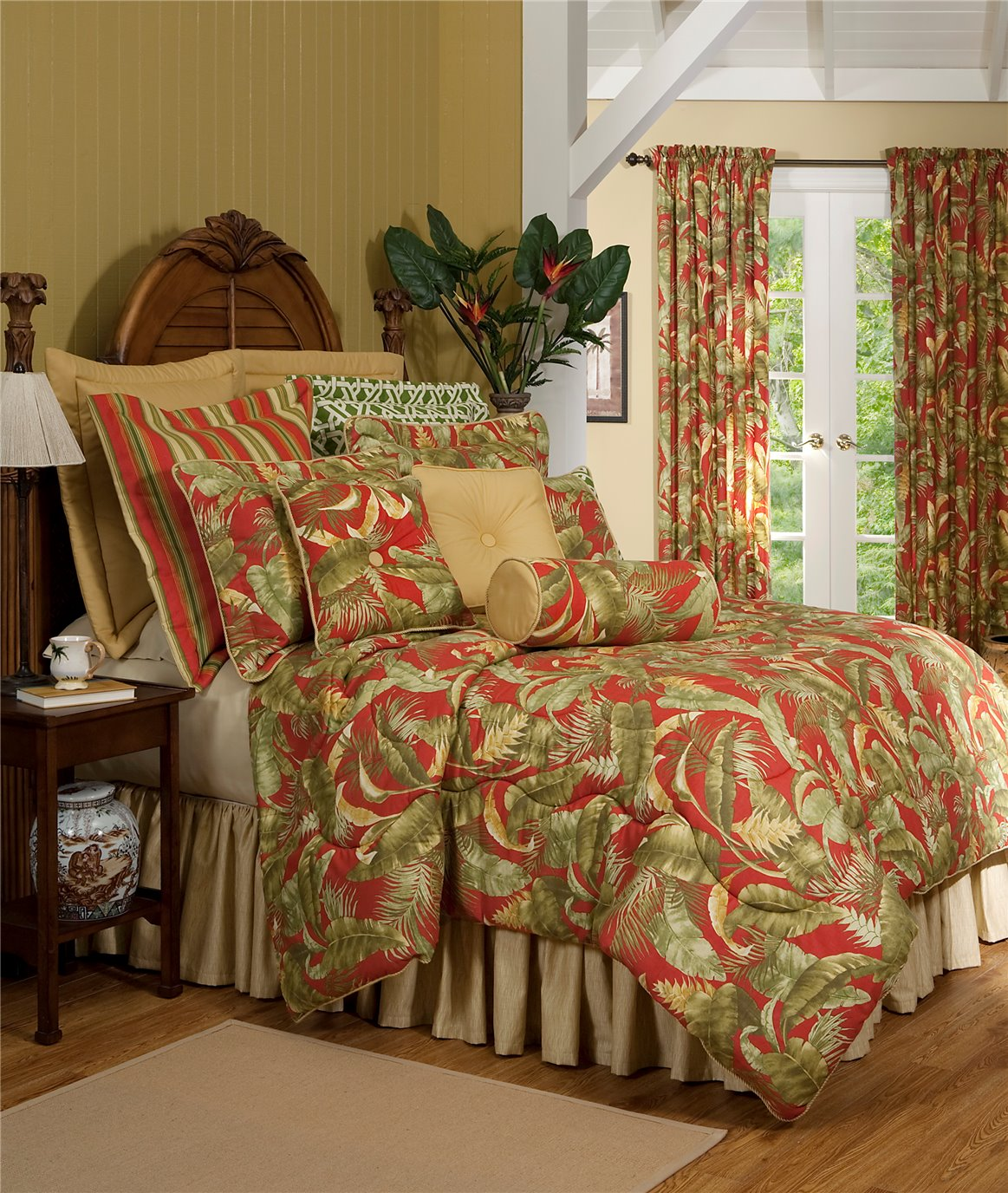 Captiva King Thomasville Comforter