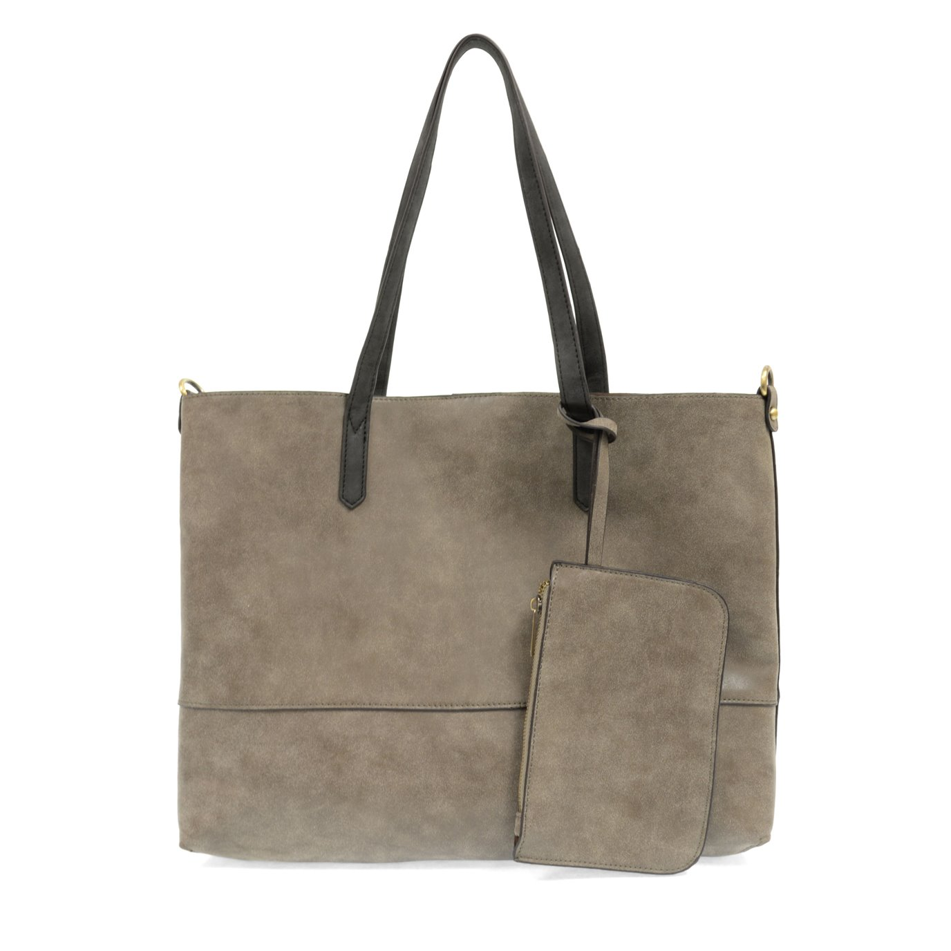 Brushed Fossil 2-in-1 Tote