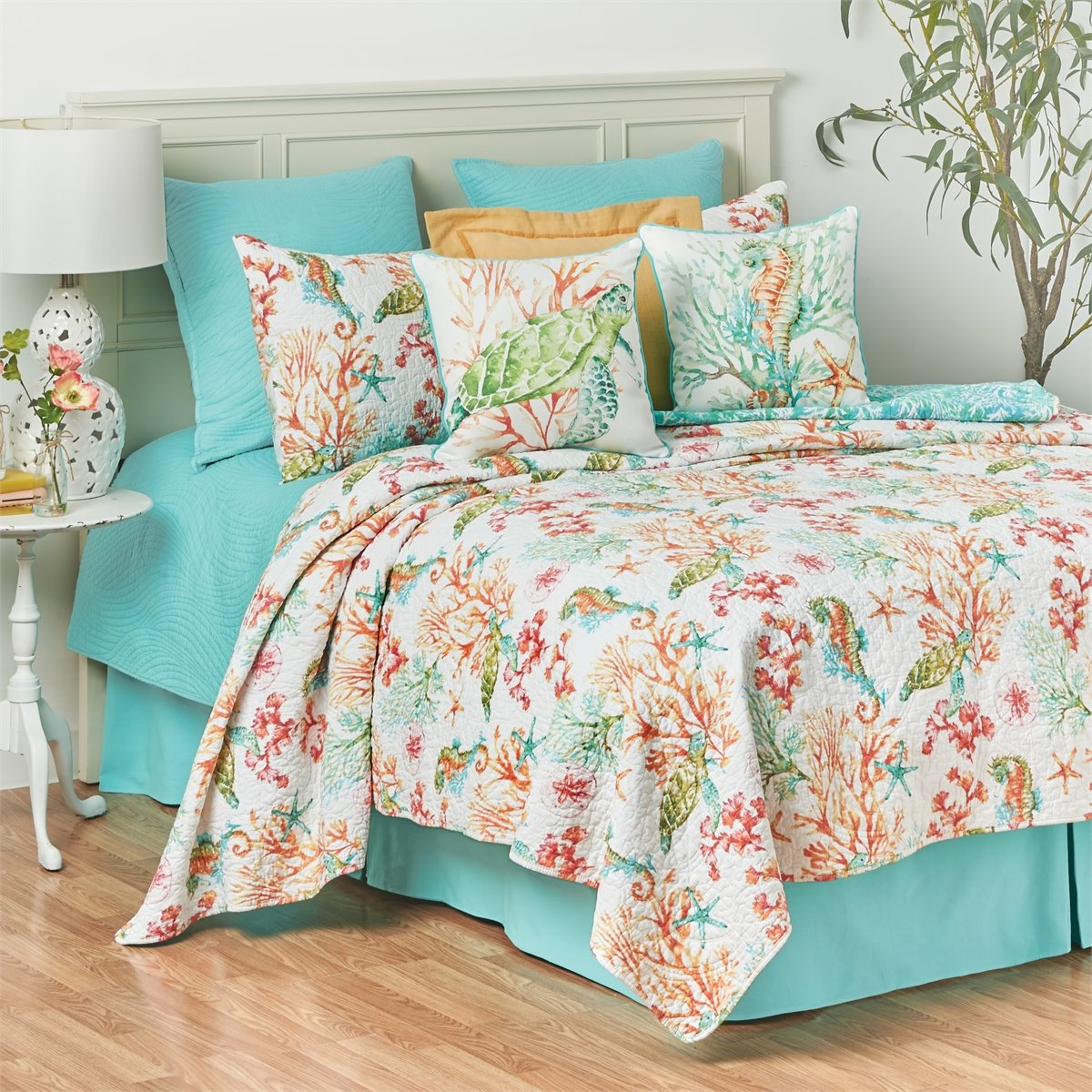 Chandler Cove Twin Quilt Set