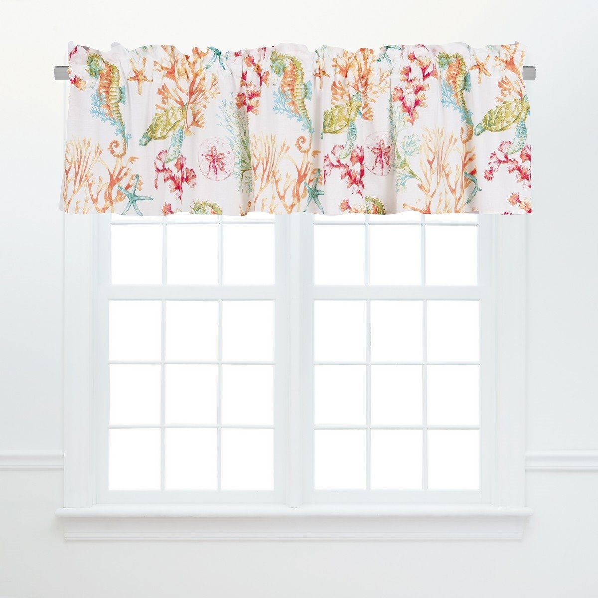 Chandler Cove Unlined Valance