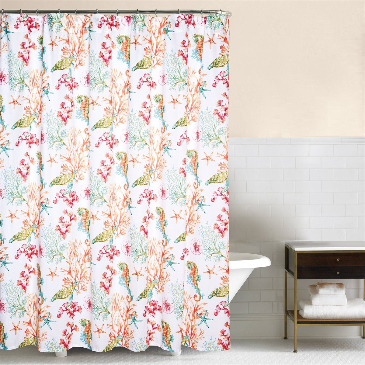 Chandler Cove Shower Curtain