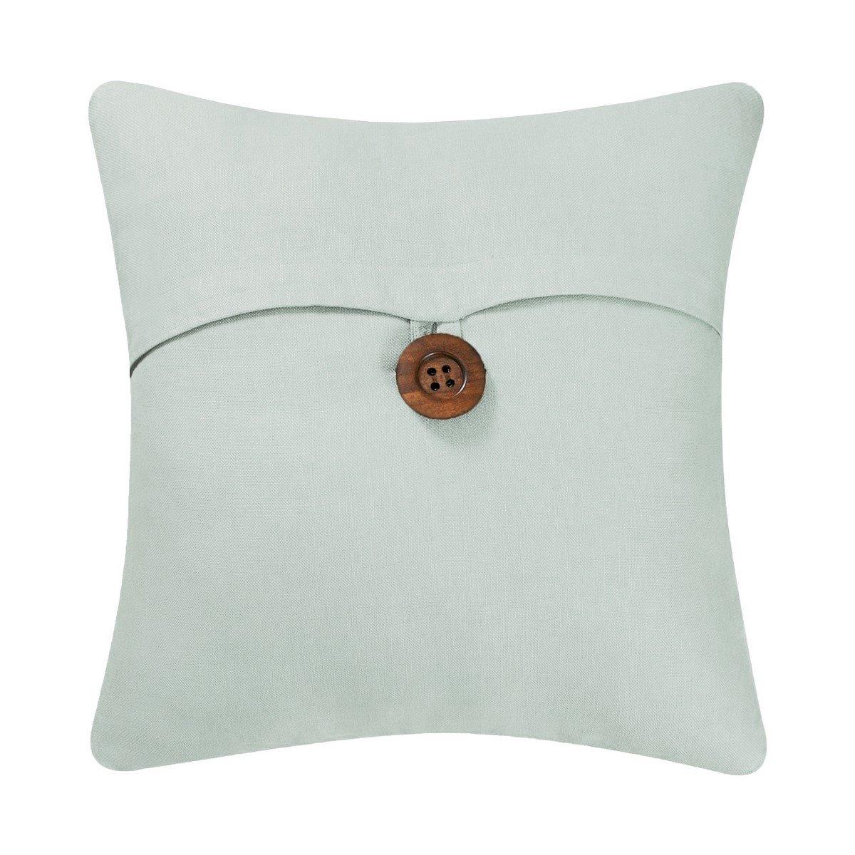 Sea Glass Feather Down Envelope Pillow