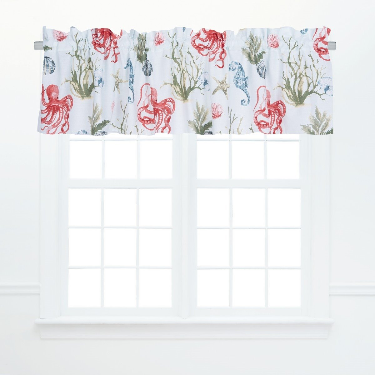 Behari Unlined Valance
