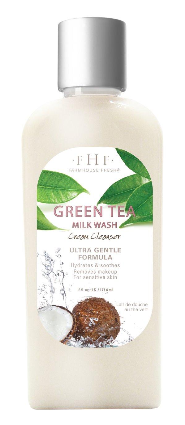 Farmhouse Fresh Green Tea Milk Wash