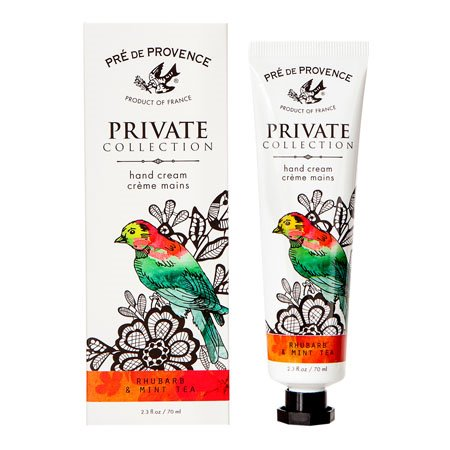 Private Collection Rhubarb & Mint Tea Hand Cream