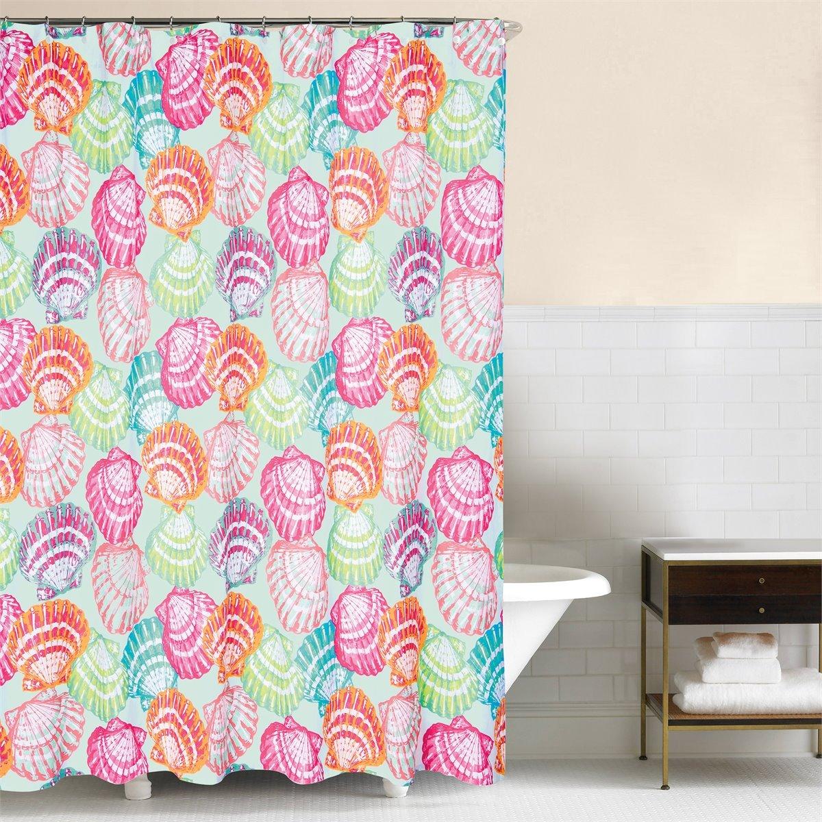 Merritt Island Shower Curtain