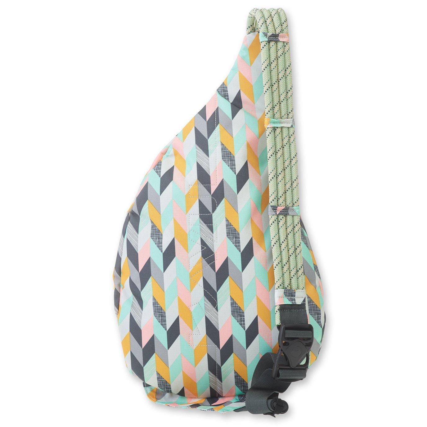 Chevron Sketch Rope Sling Bag By Kavu