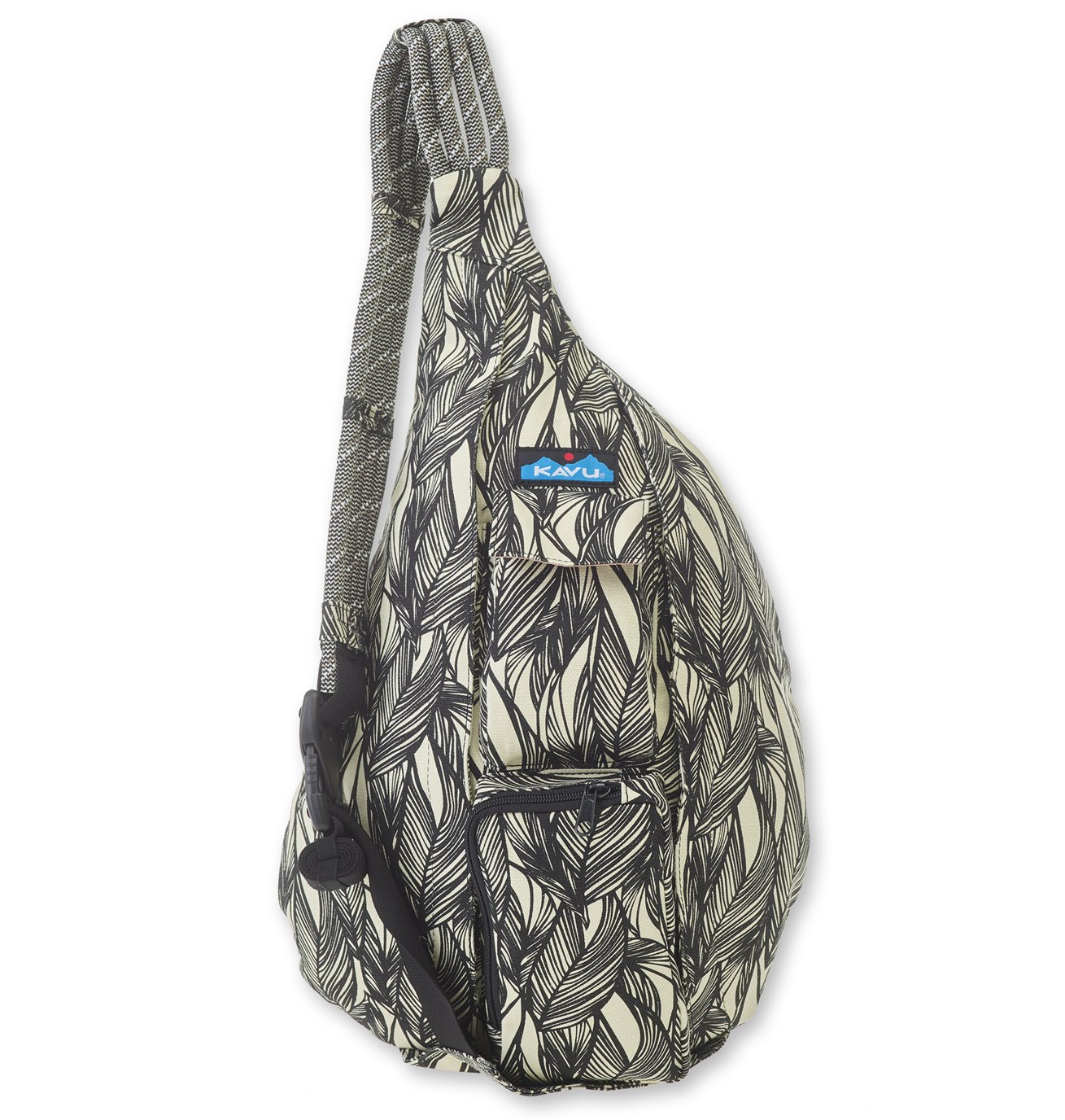 Rope Bag Ink Leaf By Kavu