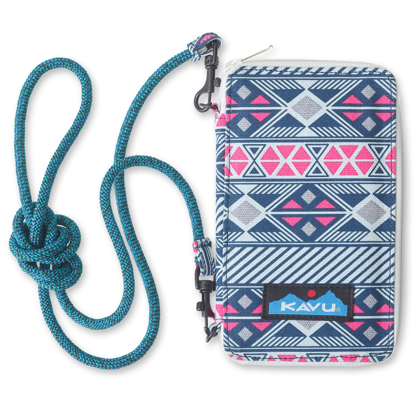 Kavu Gem Inlay Go Time Wallet/Crossbody