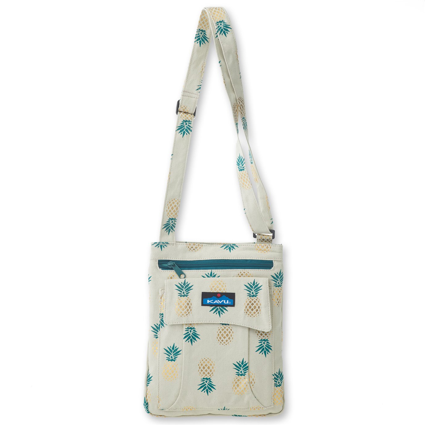 Kavu Pineapple Express Keeper Handbag