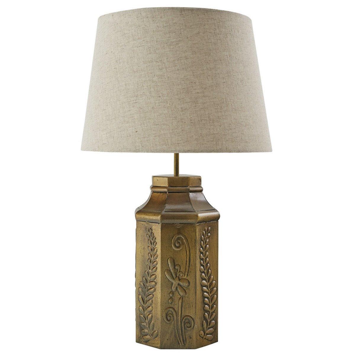 Garden Botanist Lamp with Shade