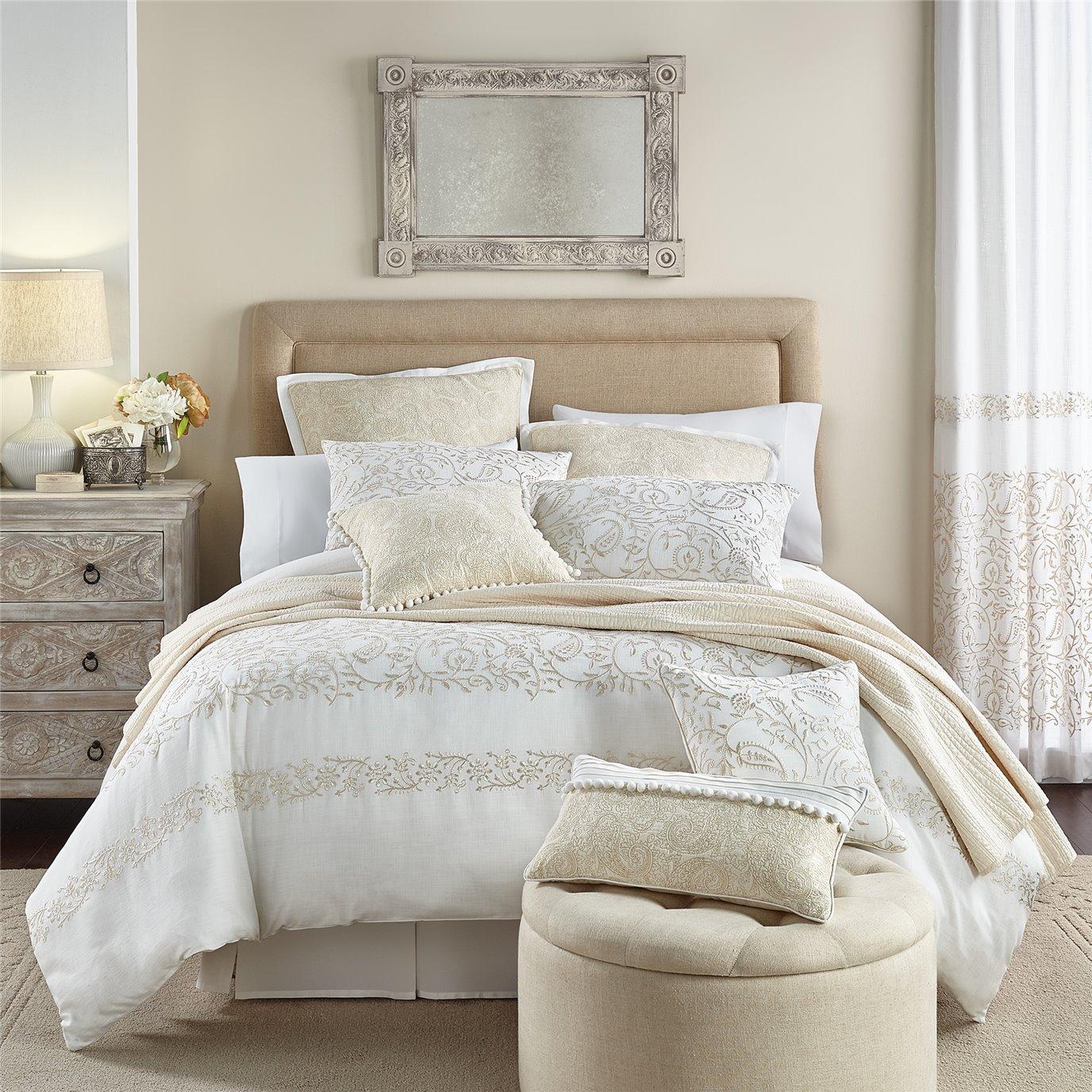 Croscill Cela Cal King 4PC Comforter Set