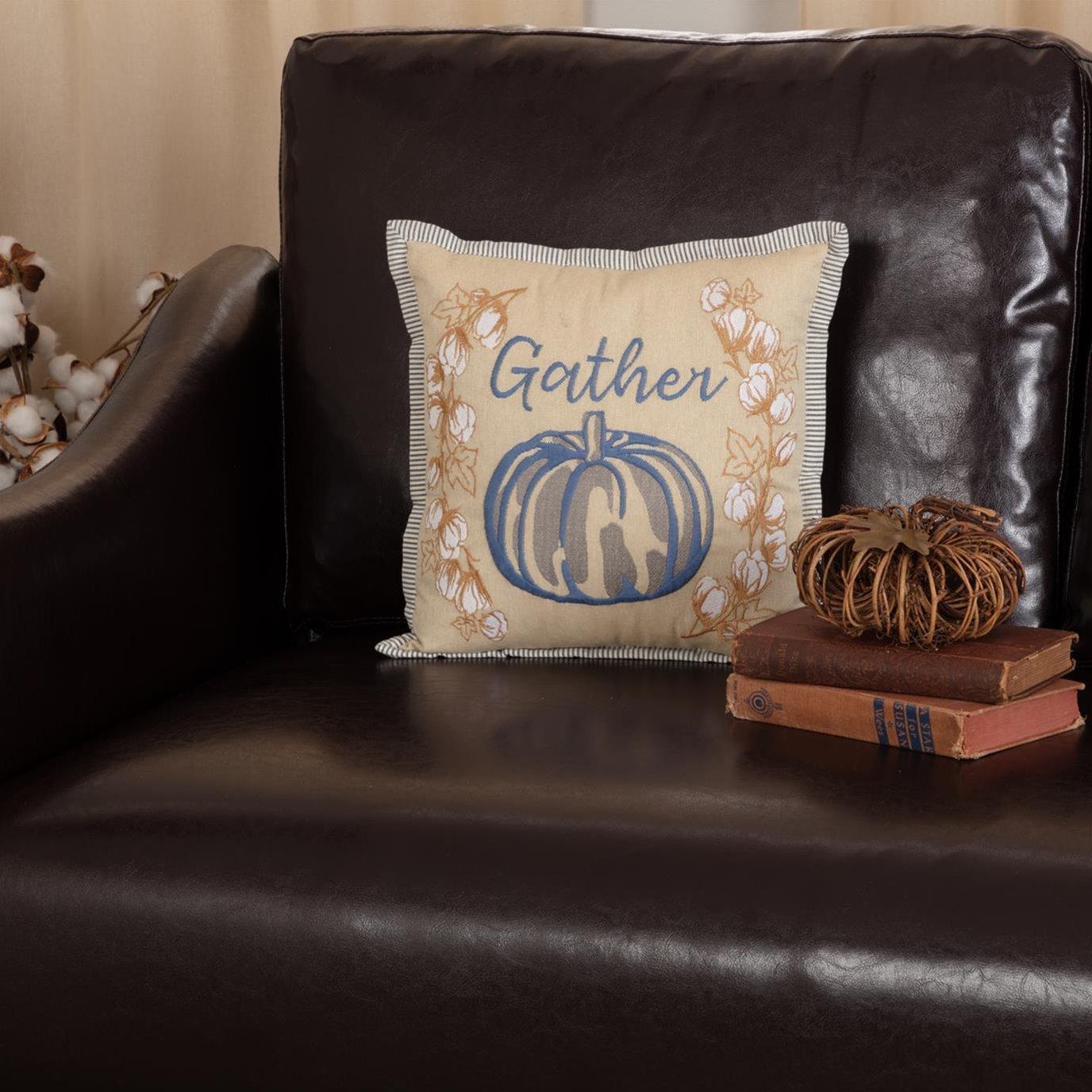 Ashmont Gather Pillow 12x12