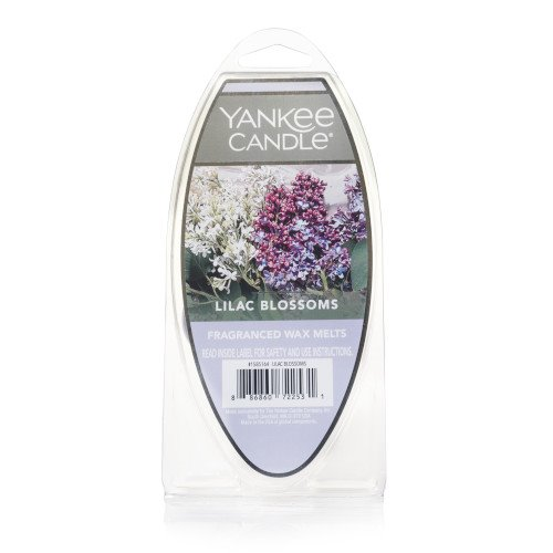 Yankee Candle Lilac Blossoms Wax Melts 6-Pack