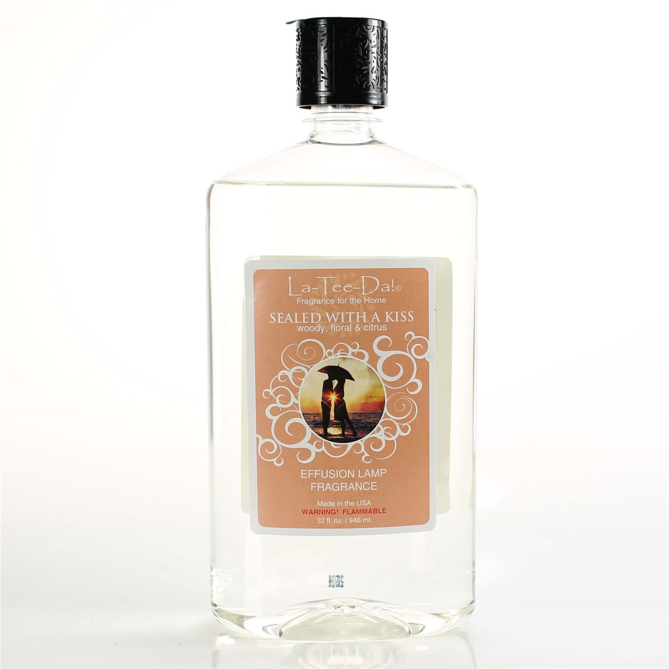 La Tee Da Fuel Fragrance Sealed With a Kiss (32 oz.)