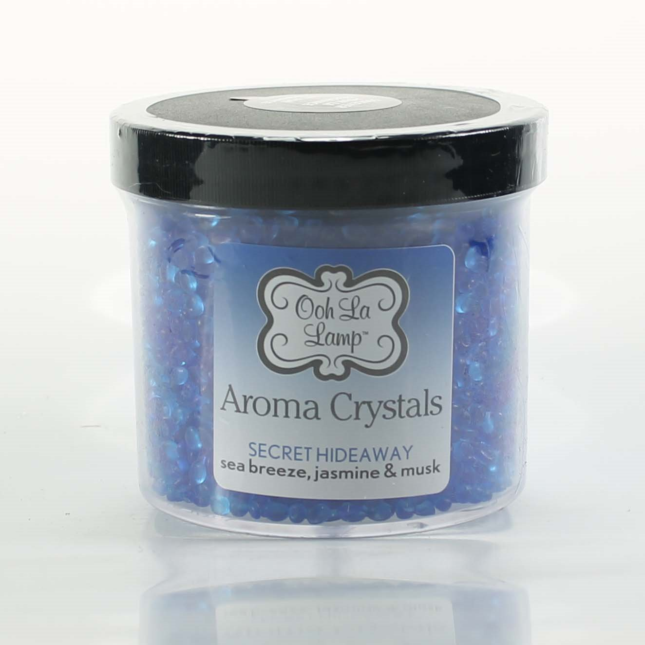 La Tee Da Ooh La Lamp Aroma Crystals Fragrance Secret Hideaway