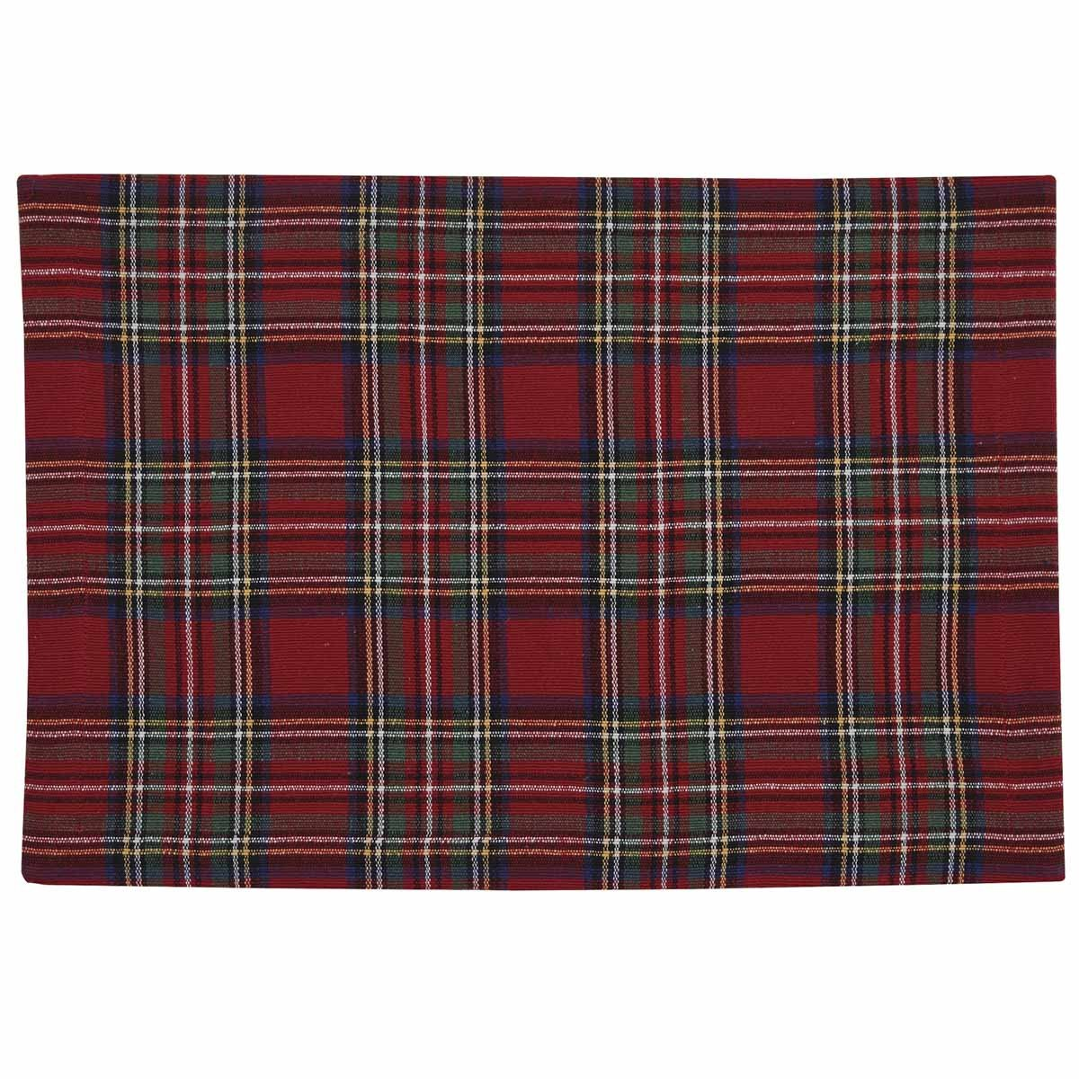 Regal Tartan Placemat