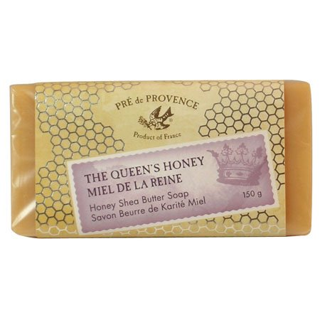 Pre de Provence The Queen's Honey Shea Butter Soap