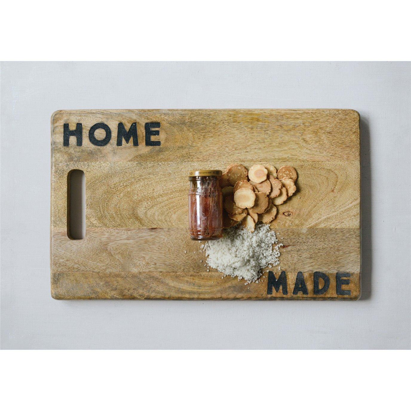 """Home Made"" Cutting Board"
