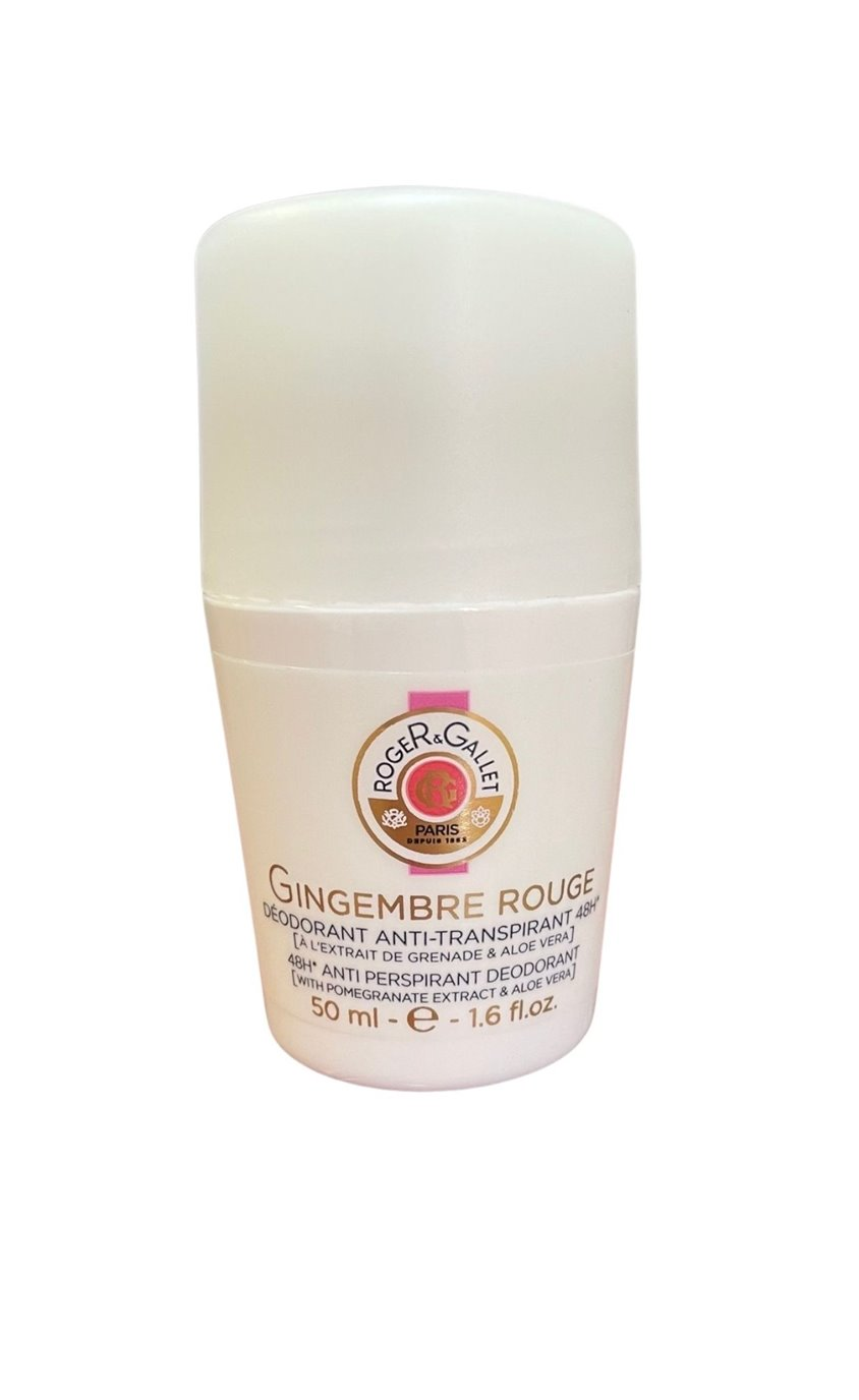Roger & Gallet Gingembre Rouge Roll on Deodorant