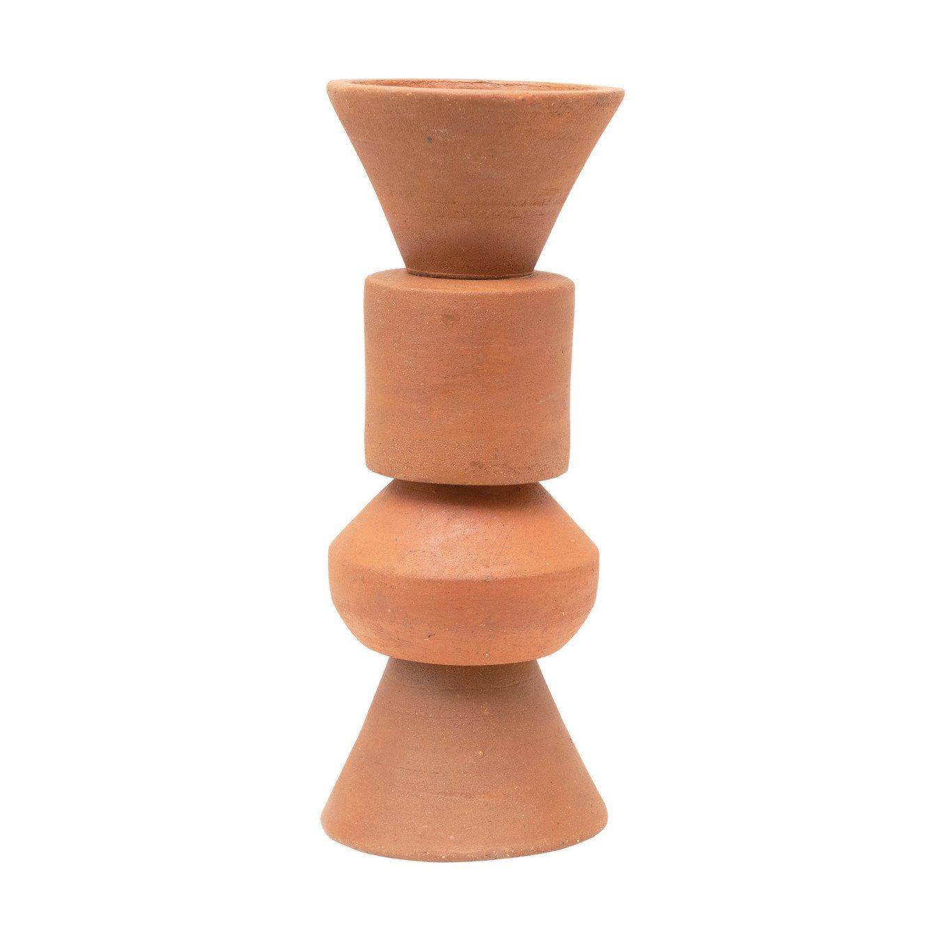 Handmade Terra-cotta Vase