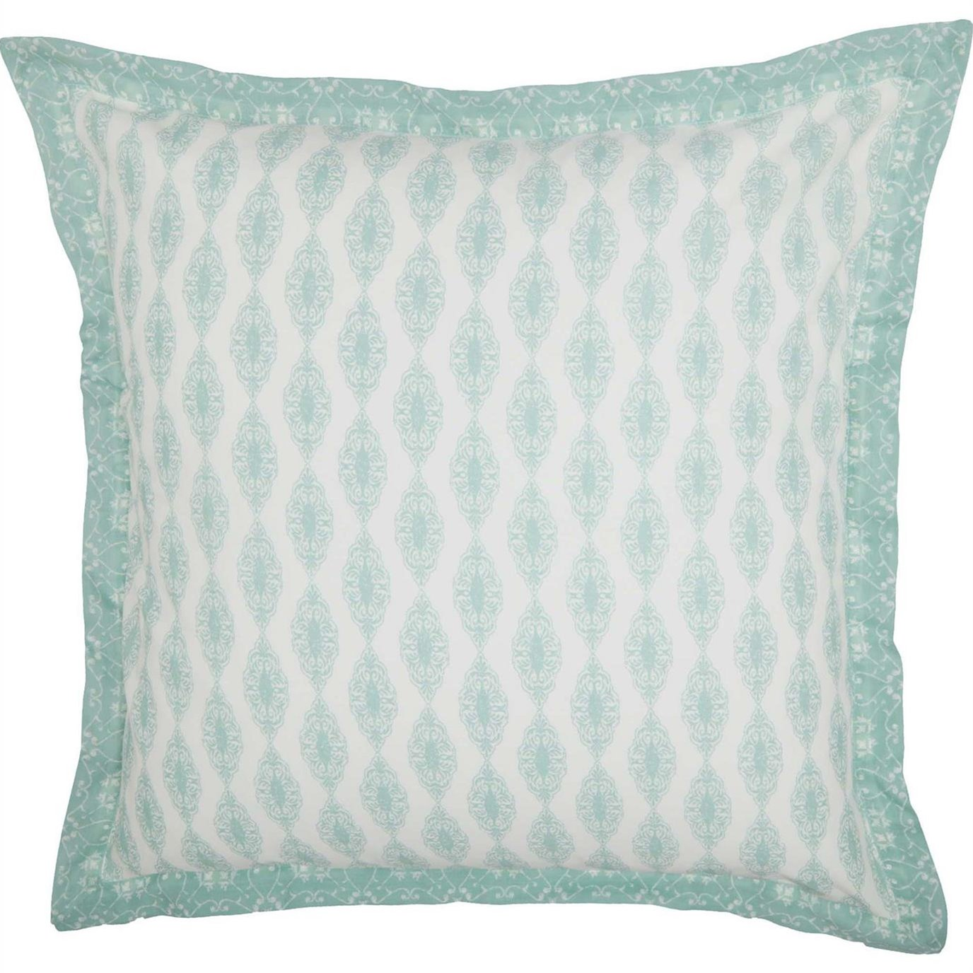 Avani Sea Glass Fabric Euro Sham 26x26