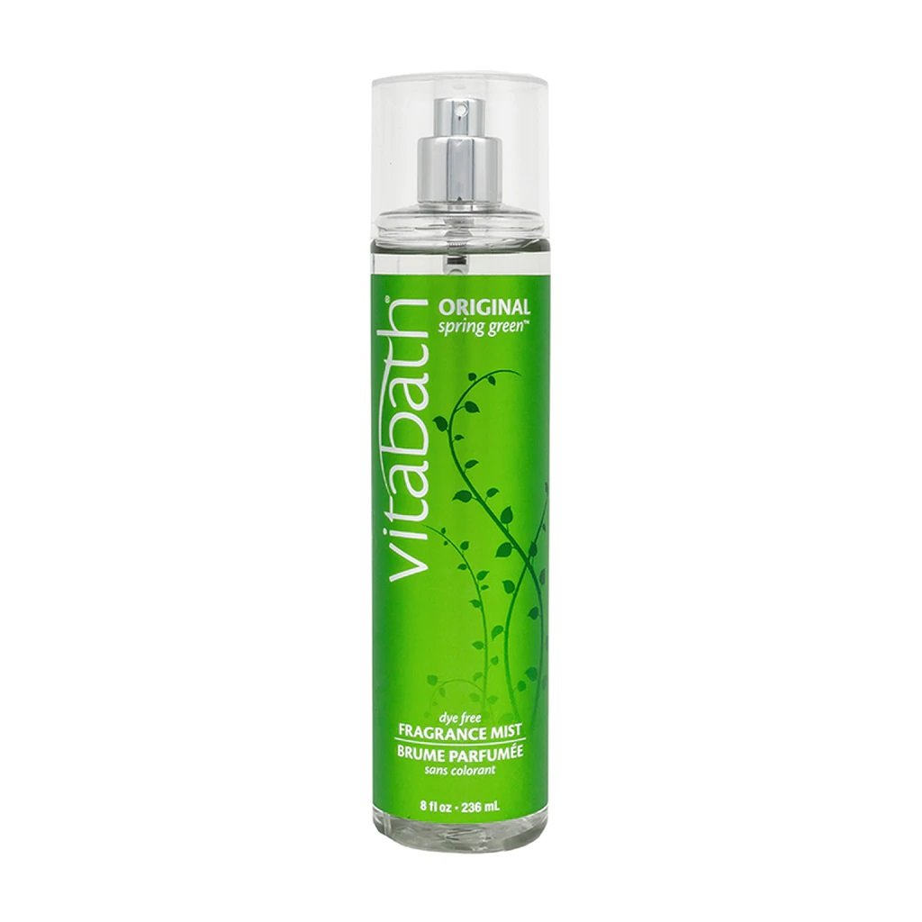 Vitabath Original Spring Green Fragrance Mist (8 oz)